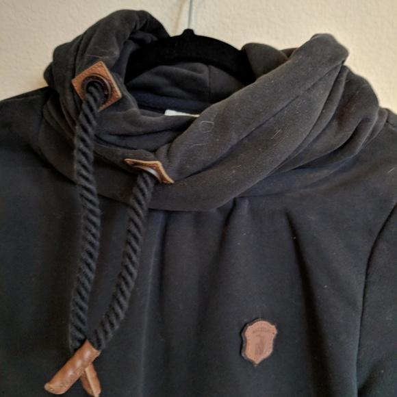 Naketano Darth VIII Black Hoodie